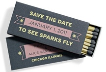 Save the Date Invitation / Faire-part Invitation Save the date