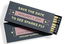 Save the Date Invitation / Faire-part Invitation Save the date