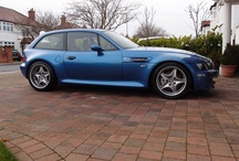 Updated BMW Z3 M Coupe / BMW Z3 M Coupe Lowered 30mm