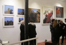 Hugues Absil: Vernissage de l'expo !