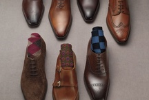The Shoes Maketh the Man / by Kunle T Campbell