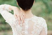 wedding hair / by Classic Bride blog