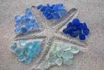 sea glass / by Nattaxa