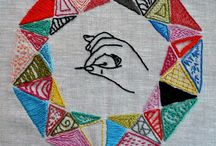make : embroidery / by Cathy Pacheco