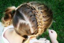 Braided hair / by MayLing Stone