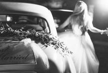 the classic getaway / by Classic Bride blog