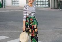 Stripe Style / Fashion inspiration drawn from everything with stripes! Dresses, swimsuits, shoes - you name it, we love it!