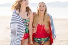 Lime Ricki 2017 | Tankinis & One Piece Swimsuits / Tankinis for women | One piece swimsuits | Modest swimwear | Gingham, stripes, florals