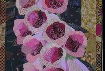 Ruth McDowell Quilts / Ruth is one of my top quilting ladies. What a talent.