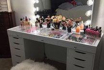 escritorio maquillador
