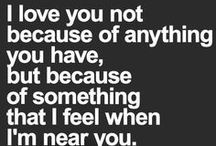 Love Quotes / Love quotes for lovers, love lines for couples, love words for broken hearts, we collect not just quotes for you, but heartily try to bring life in your relationship.