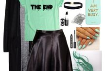 Outfits/Dresses/Accessories |
