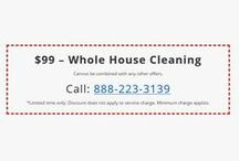 Coupons / Money saving coupons and offers | Servicing the greater Los Angeles area • commercial & domestic cleaning • carpet cleaning • tile, grout & mold cleaning • water damage repairs | Clean-LA.com