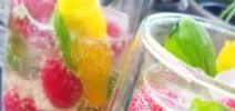 Sommergetränke / Leckere Sommergetränke. Leckere Limonaden, Schorlen und Longdrinks mit und ohne Alkohol. #leckerfuerjedentag