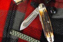 DRB Edged Tools / DRB branded Pocket Knives, Hatchets,  Tools
