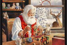 Vintage Christmasts