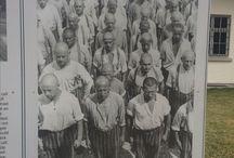 Dachau!Never again!