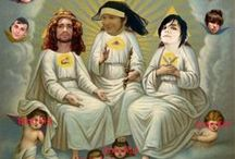 HOLY EMO TRINITY / My Chemical Romance/Panic! At The Disco/Fall Out Boy