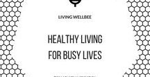 Healthy living / Live healthy | Curated ideas and healthy tips on wellbeing & wellness and life hacks adapted for busy lives to help you to keep a balanced lifestyle.