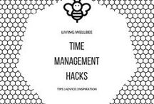 Time Management / Time Management | Space dedicated to advocating a well-balanced and fulfilled life and cultivating mindful awareness by promoting life hacks on managing time effectively, increasing productivity and reducing stress levels.
