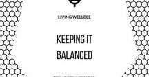 Living a Balanced Life / Life Balance | Reflections and Life hacks on how to live a well-balanced and fulfilled life in today's hectic world, and cultivate mindful awareness.  Self Care advice and Work-Life Balance.
