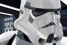 Star Wars / Wariacje na temat Star Wars. Miłośników tej tematyki również zapraszam do sklepu Trzy Marchewki - www.trzymarchewki.pl.
