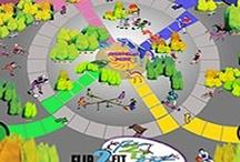 Flip2BFit - Website - Fitness Made Fun / by Flip2BFit