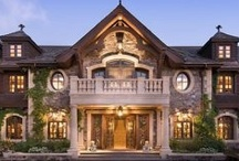 Dream Home / My perfect house ideas! / by Morgan Richie