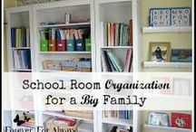 school/craft room / by Melissa D