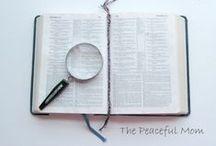 Bible Studies / by Melissa D