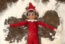 Elf on the shelf / by It's a Keeper {Christina}