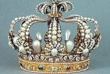 Crowns / by Christine McClintock Hudspeth