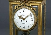 Antique Clocks / by Christine McClintock Hudspeth