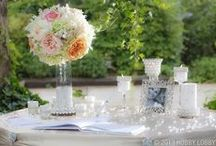 Wedding Ideas: Glitz & Glam / Diamonds are a girl's best friend, especially on your wedding day! From jewelry to centerpieces, fill your big day with all things bling!  / by Hobby Lobby