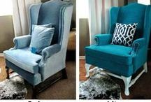 FURNITURE MAKEOVER / by Robin Lewis