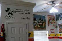 Disney House Ideas