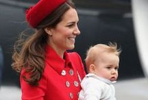 Duchess Kate (Catherine future Queen) / royals but mostly Catherine (Kate) and Will and baby / by Robin Lewis