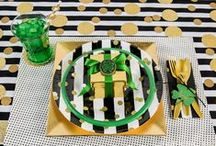 St. Patrick's Day Decor & Crafts / You're in luck! We're celebrating St. Patrick's Day with plenty of gold and green party decor! / by Hobby Lobby