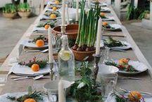 eat-fete / party food / by Marissa La Brecque