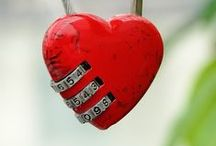 I HEART YOU / Hearts are everywhere if we look for them.  If you look for them, like love... they will also find you.