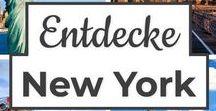 Entdecke New York