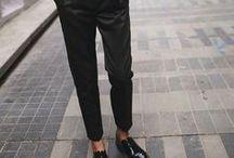 BEAUTY1 - pants + leggings