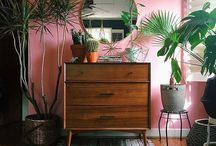 Interiors - Gorgeous, Eclectic Home Decor / Eclectic decor and interiors inspiration from around the world.....old mixed with new, the latest trends and modern boho abodes.