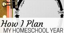 Homeschool Planning / Homeschool planning, year round homeschool, homeschool planner, homeschool how to, start homeschool, homeschool schedules