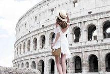 Viagem   Europa / Os melhores e mais lindos destinos na Europa para sonhar - e, quem sabe, planejar uma viagem!