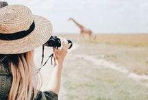 Viagem   Inspiração / Frases e imagens de viagem pra rever sempre e inspirar! My favorite travel quotes and images.