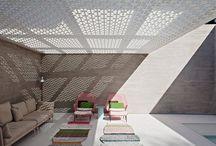 Lifestyle   Arquitetura / Arquitetura que inspira, com cobogós, iluminação natural e muita criatividade.