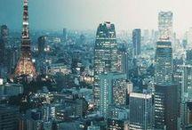 Viagem   Ásia / Destinos de sonho na Asia, como Japão e Tailândia.