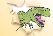 Chasse au Trésor - Dinosaure / Le Dernier Oeuf des Dinosaures - Une grande aventure pour tous les fans de Dinos. Jeu à télécharger et imprimer pour enfants de 4 à 10 ans
