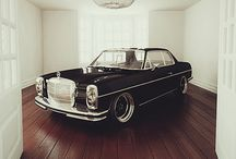 Cars in Vintage And Old Style / You must have an Old timer car  if you have a vintage home. Follow this board if you want to spice up your pinterest with those iconic cars. Also, they originaly had those beautiful colors that nowadays we are using at our vintage designed kitchen or livingroom.